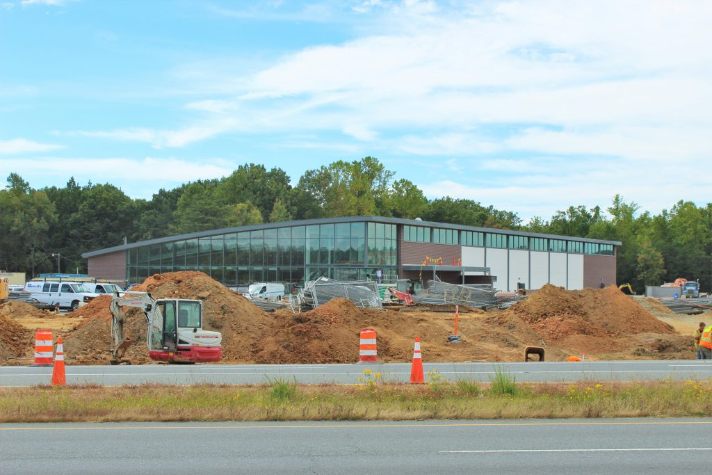 Local commercial construction round up fredericksburg va for Construction local commercial