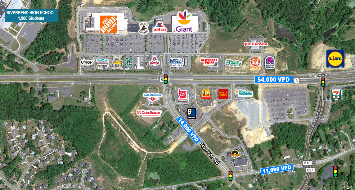Custom Real Estate Maps - Baden Real Estate Consulting on